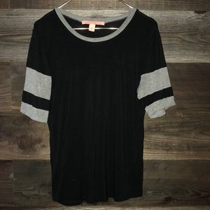 Rebellious One Tops - NWOT Super soft black tee